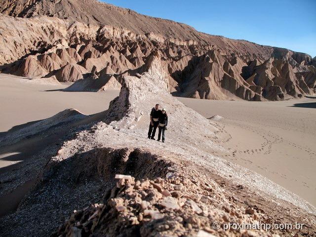 Vale da Morte - Fenomenal!! Deserto do Atacama