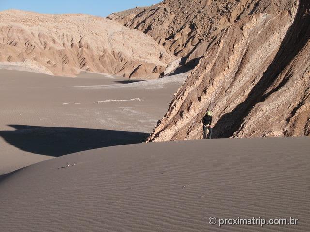 Vale da Morte - deserto do Atacama