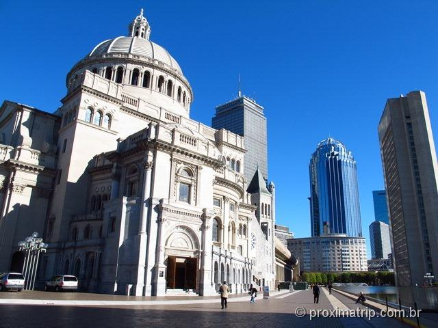 Christian Science Church Prudential Center/Tower