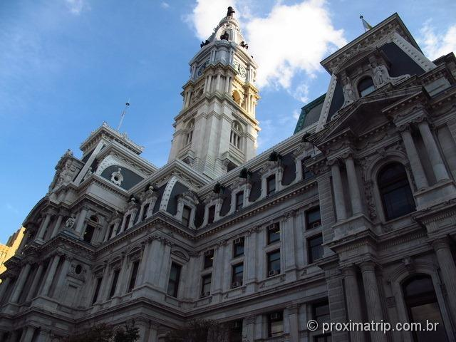 City Hall - Philly - EUA