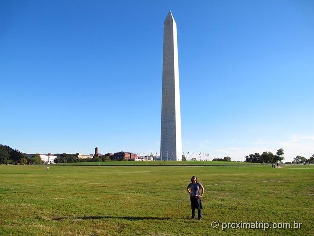 Washington Monument - Obelisco em Washington DC