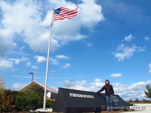 Memorial do Pentágono - Washington DC