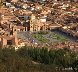 Atrações turísticas em cuzco