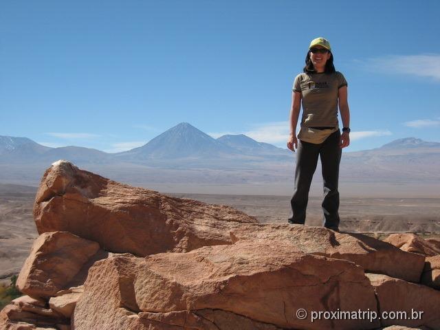 Topo Ruínas Pukara Quitor mirador vulcão Licancabur