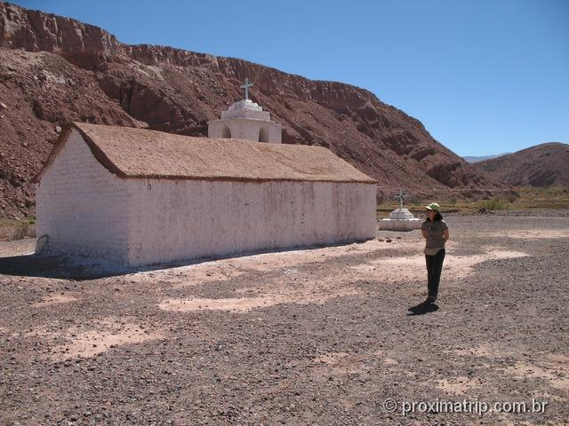 Igreja de San Isidro - São Pedro de Atacama