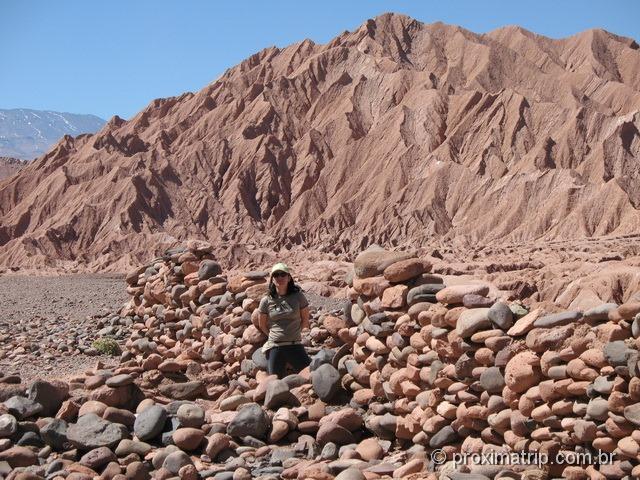 Ruínas no Vale de Catarpe - São Pedro de Atacama