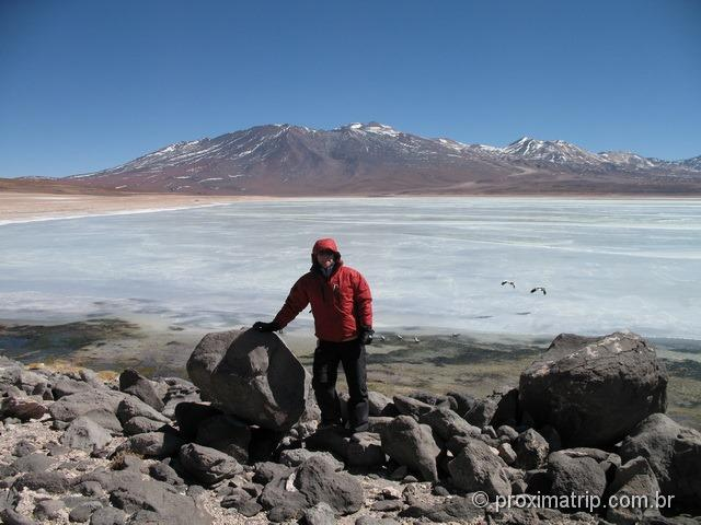 Laguna Blanca Bolívia