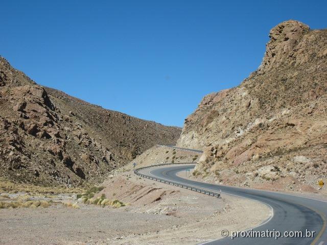 Ruta nacional RN 27 chile