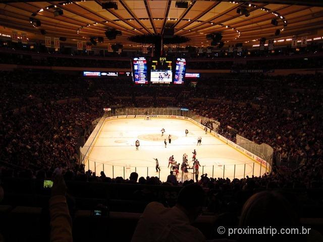 Madison Square Garden Nova York Rangers