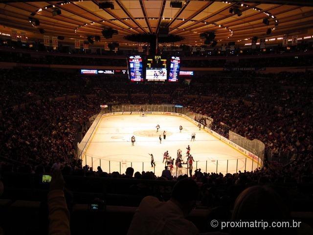 Madison Square Garden Nova York Rangers