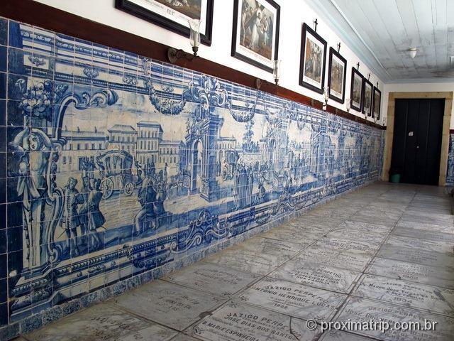 Azulejos Portugueses - Igreja da Ordem Terceira de São Francisco