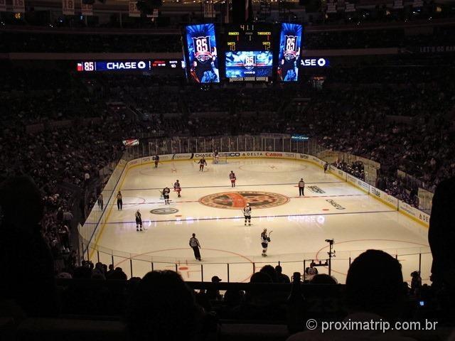 Madison Square Garden New York Rangers