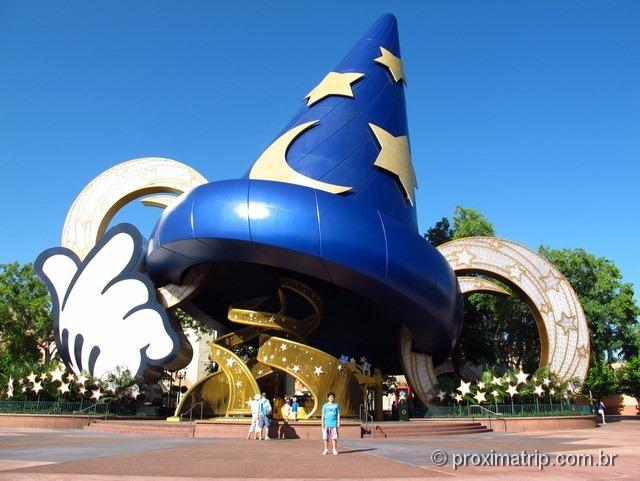 chapéu do Mickey – Disney hollywood studios