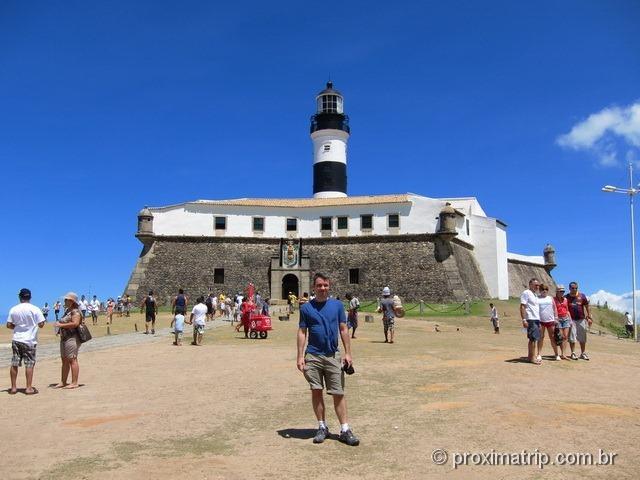 O Farol da Barra - Salvador - Bahia