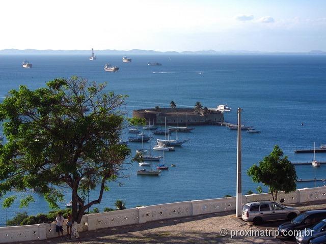 Forte de São Marcelo - Salvador - Bahia