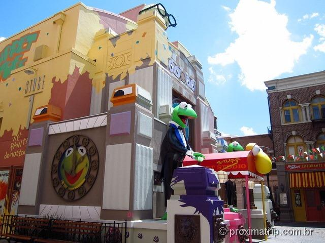 Muppets - Disney hollywood studios - Orlando