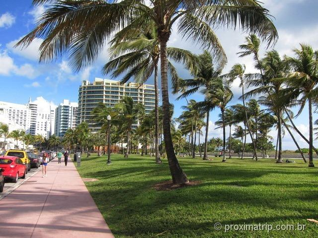 Lummus Park - Miami South beach