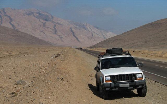 Ruta 5 Panamericana Trecho Copiapó - Antofagasta