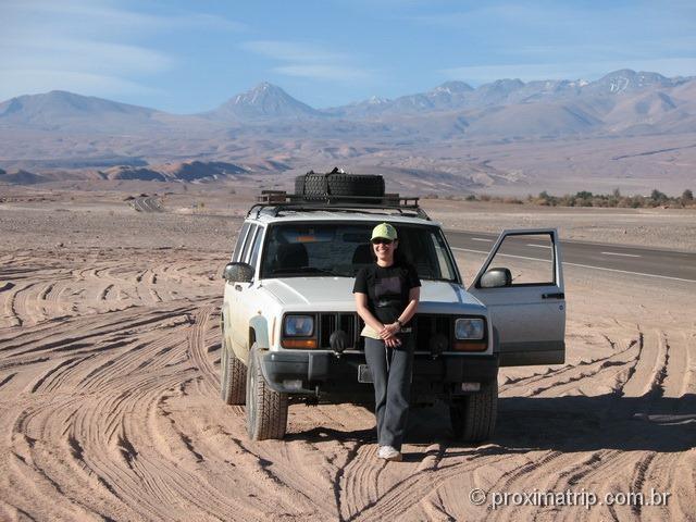São Pedro de Atacama: Anel viário