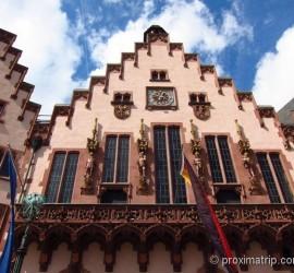 Atrações turísticas em frankfurt