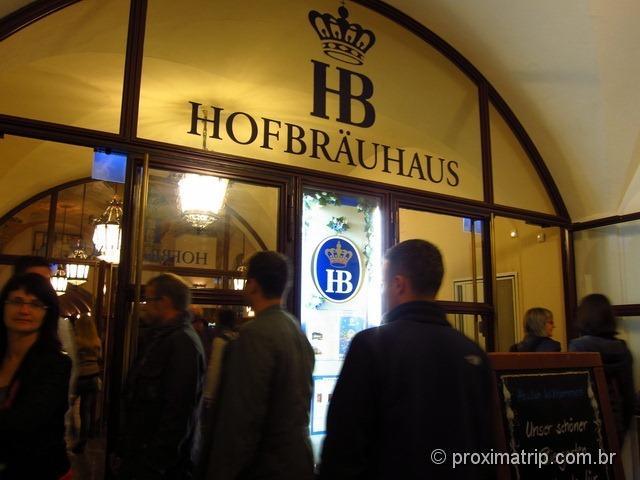 Hofbräuhaus Munique