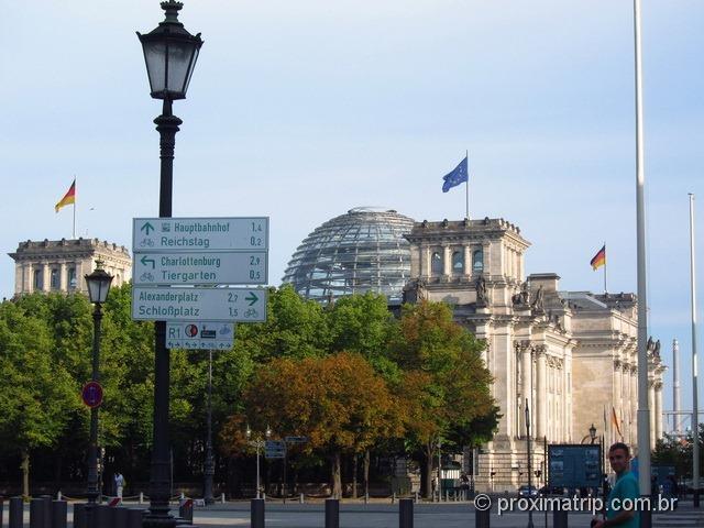 Como visitar o Parlamento Alemão (Reichstag)