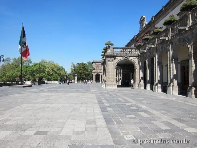 Museo Nacional de História e Castelo de Chapultepec
