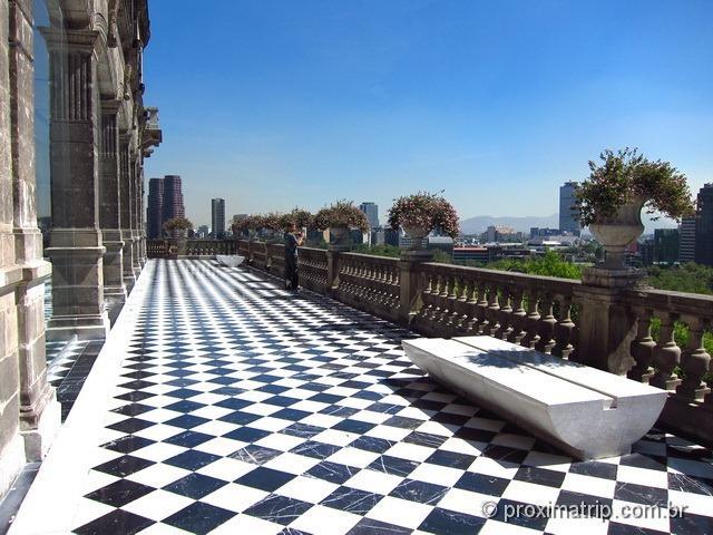 Castelo de Chapultepec - Cidade do México