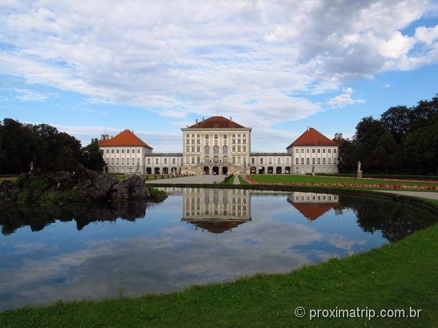 Castelo de Nymphenburg em Munique