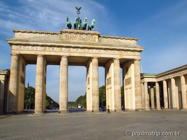 Portão de Brandemburgo (Brandenburger Tor)