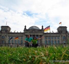 Atrações turísticas em berlim