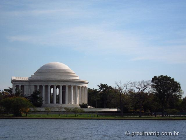 Thomas Jefferson Memorial - Washington DC