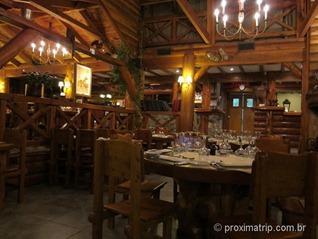 Restaurante em Bariloche - El Patacon