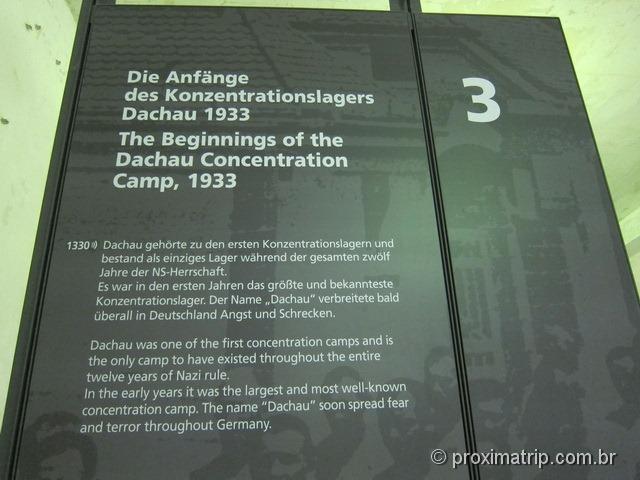 Origens de Dachau