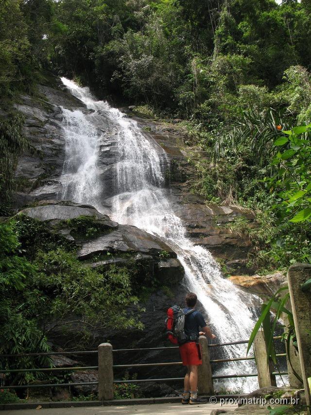 Cascatinha do Taunay - Parque Nacional da Tijuca - Rio de Janeiro