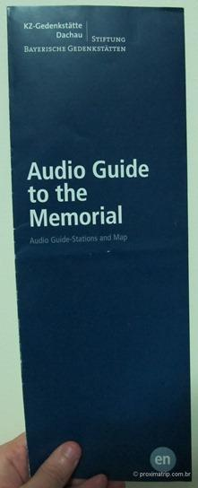 Dachau audio guide