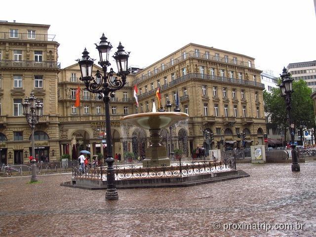 Hotel Steingenberger Frankfurt Hof - Frankfurt