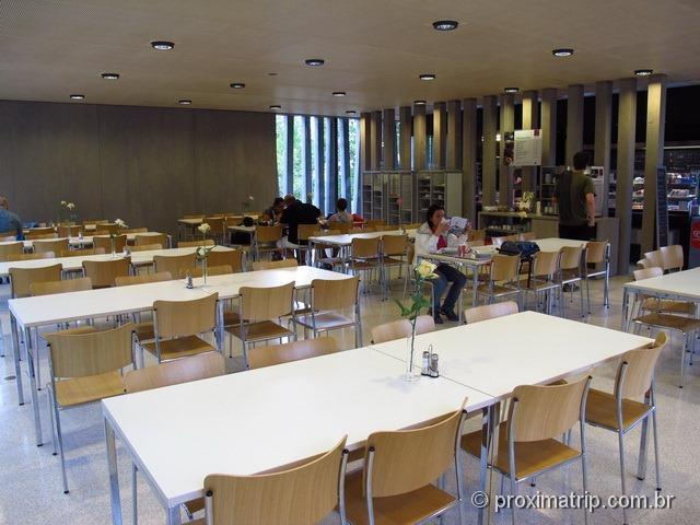 Restaurante de Dachau