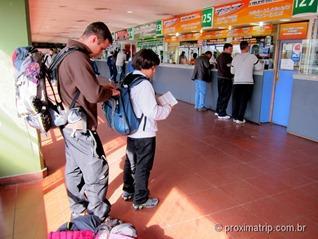 Terminal Rodoviário Retiro Buenos Aires