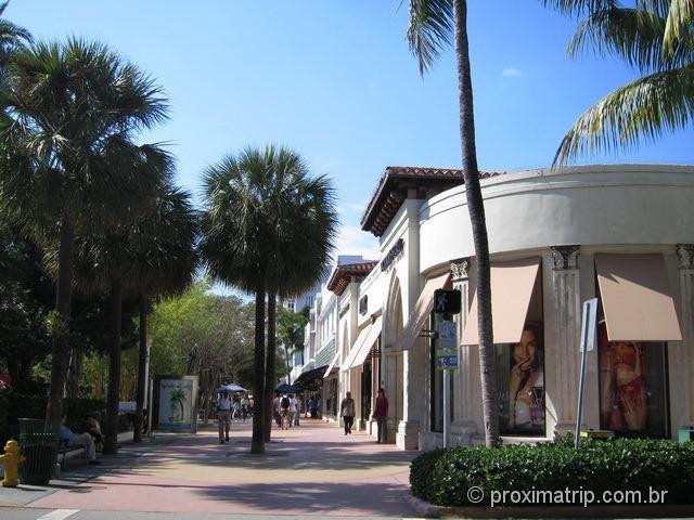 Lincoln Road, em Miami