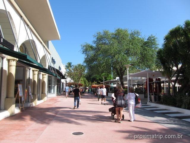 Miami: passeio pela Lincoln Road, ideal para pedestres