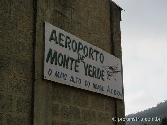 Aeroporto de Monte Verde