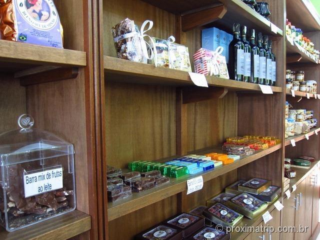 É chocolate que não acaba mais - Sabor Chocolate - Monte Verde