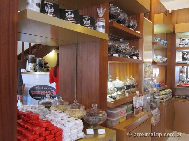 Chocolates Gressoney - Monte Verde