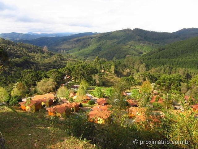 bela vista mirante estrada monte verde