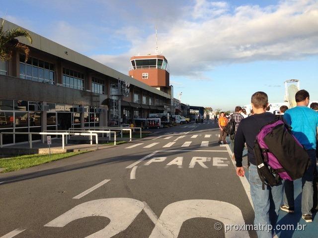 Aeroporto Navegantes Santa Catarina : Conhecendo o aeroporto de navegantes ministro victor