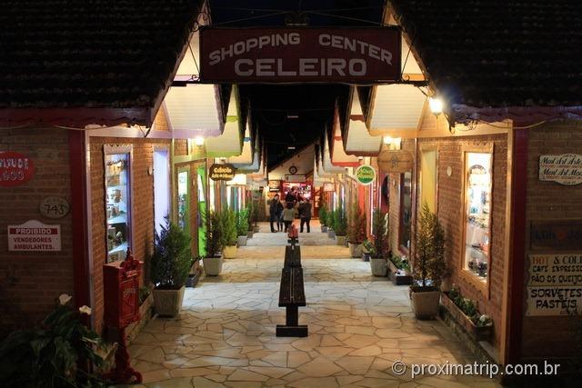 Shopping Center Celeiro - Monte Verde