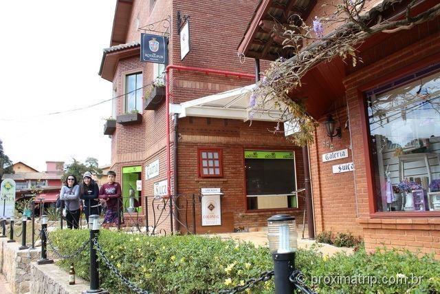 Galeria Suiça - Cidade de Monte Verde