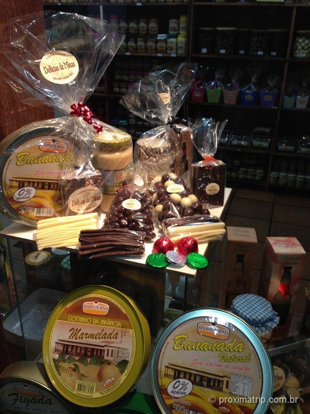 Delícias de Minas - Chocolates e Licores em Monte Verde