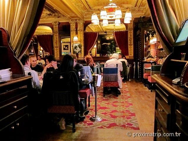 Onde comer bem barato Paris Café Le Zimmer